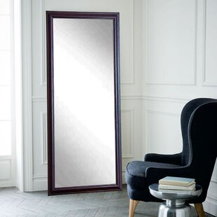 Buy luxury Burgundy Fair Wall Mirror By Brandt Works LLC