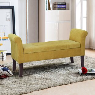 Inexpensive Elbert Upholstered Bench By Alcott Hill