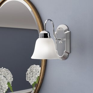 Narine 1-Light Armed Sconce by Darby Home Co