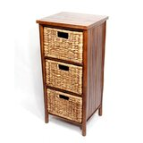 Larocco 3 Drawer Accent Chest by Bayou Breeze