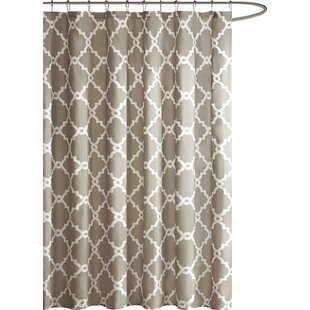 tan striped shower curtain. Save to Idea Board Tan Shower Curtain  Wayfair