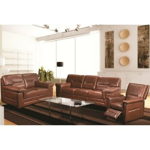Configurable Reclining Living Room Set