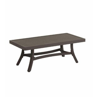 Topsail Aluminum Coffee Table