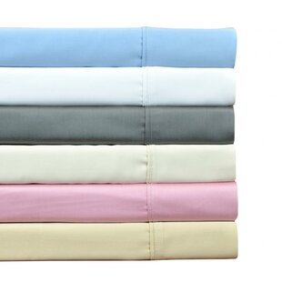Rayon From Bamboo Sateen Premium 510 Thread Count Sheet Set by Brielle Coupon