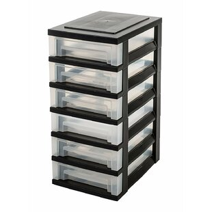 6 Drawer Filing Cabinet By IRIS