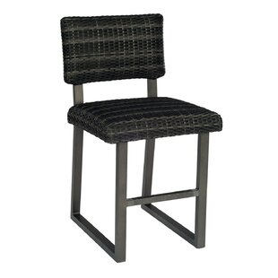 Canaveral Harper 24'' Patio Bar Stool