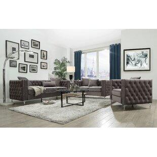 Mercer41 Holden Configurable Living Room Set