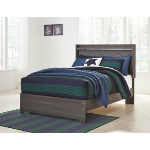 Stamm Upholstered Platform Bed by Harriet Bee