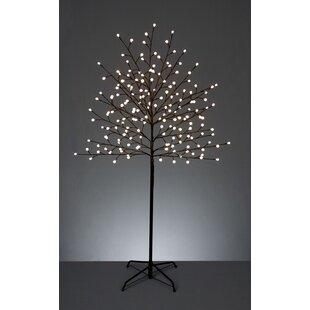 Light Branch Floor Tree