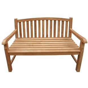 Cosey Teak Garden Bench