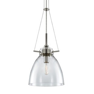 Sonneman Castelli 1-Light Bell..