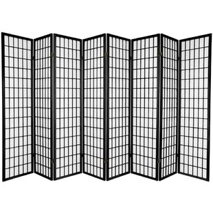 World Menagerie Lawlor 8 Panel Room Divider