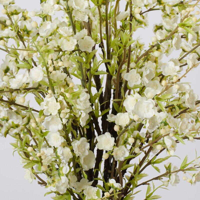 Cherry Blossoms With Vase Silk Fl Arrangements