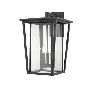 Cahoon 3-Light Outdoor Sconce by Darby Ho..