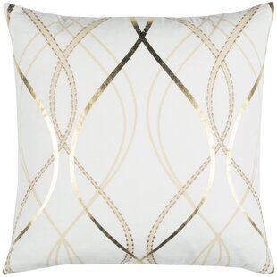 DOH Cotton Throw Pillow
