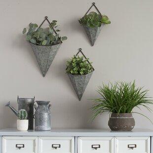 Indoor Wall Planters Amp Vertical Gardens You Ll Love Wayfair