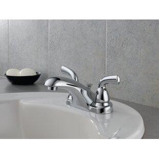 Delta Foundations Centerset Bathroom Faucet ..
