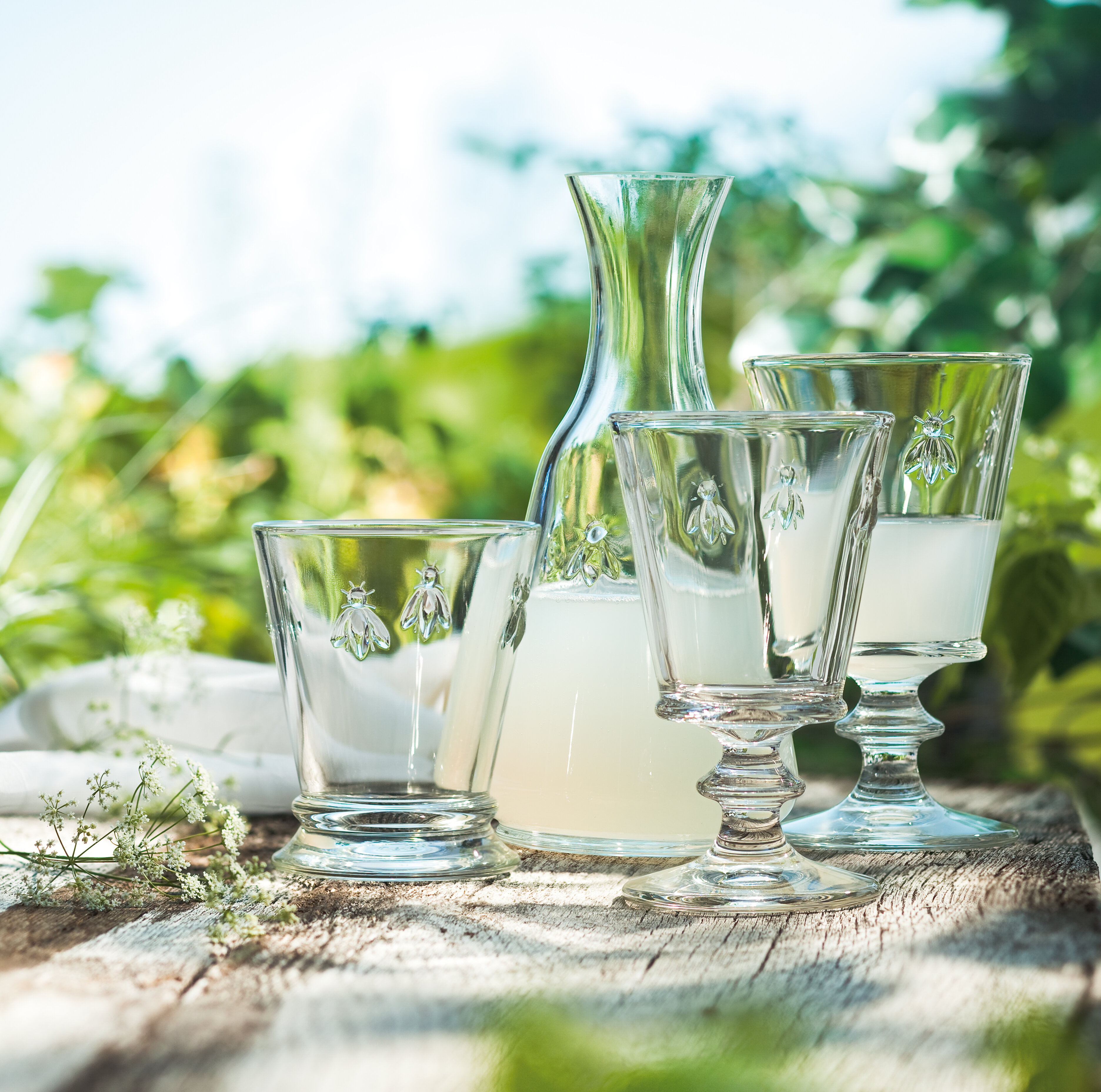 La Rochere Napoleon Bee 10 Oz Drinking Glass Reviews Wayfair