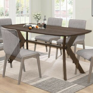 Earnhardt Solid Wood Dining Table