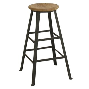 Asher 75cm Bar Stool By Williston Forge