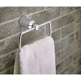 Big Save Dartmoor Towel Ring By Moen