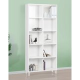Dauntay 73.6 H x 31.5 W Standard Bookcase by Latitude Run®