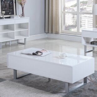 Mishel Coffee Table by Orren Ellis