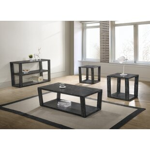 Joyner 3 Piece Coffee Table Set