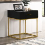 Calles 1 Drawer Nightstand by Mercer41