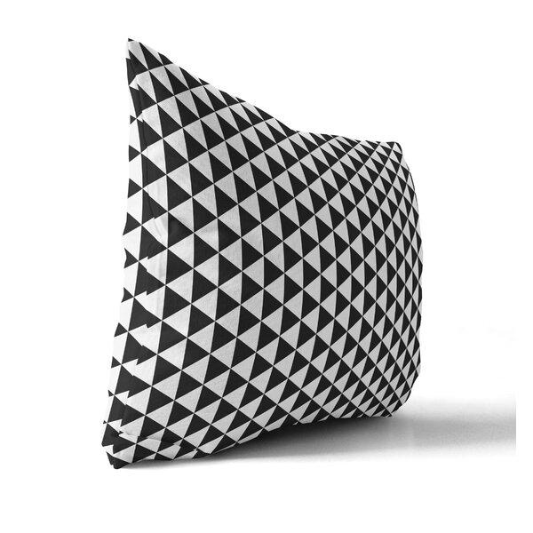 Wrought Studio Mendota Triangle Indoor Outdoor Lumbar Pillow Wayfair
