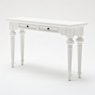 Kingston Console Table By August Grove
