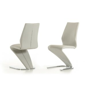 Orren Ellis Clower Modern Side Chair (Set of 2)