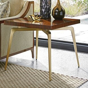 Great Price Take Five Allegro End Table by Lexington