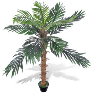 Artificial Coconut Palm In Pot By The Seasonal Aisle