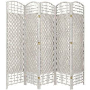Bay Isle Home Stoke Bishop 5 Panel Room Divider