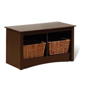 Adah Cubbie Storage Bench