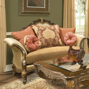 Regalia Loveseat by Benetti's Italia