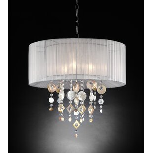 Rosdorf Park Brookville 3-Light Pendant