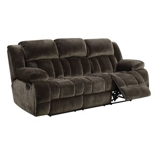 Shop Shamavi Transitional Reclining Sofa by Red Barrel Studio