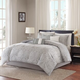 Greyleigh Upson 7 Piece Comforter Set