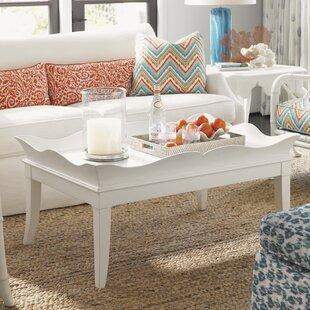 Tommy Bahama Home Ivory Key Coffee Table