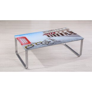 Davy Scene Decor Coffee Table