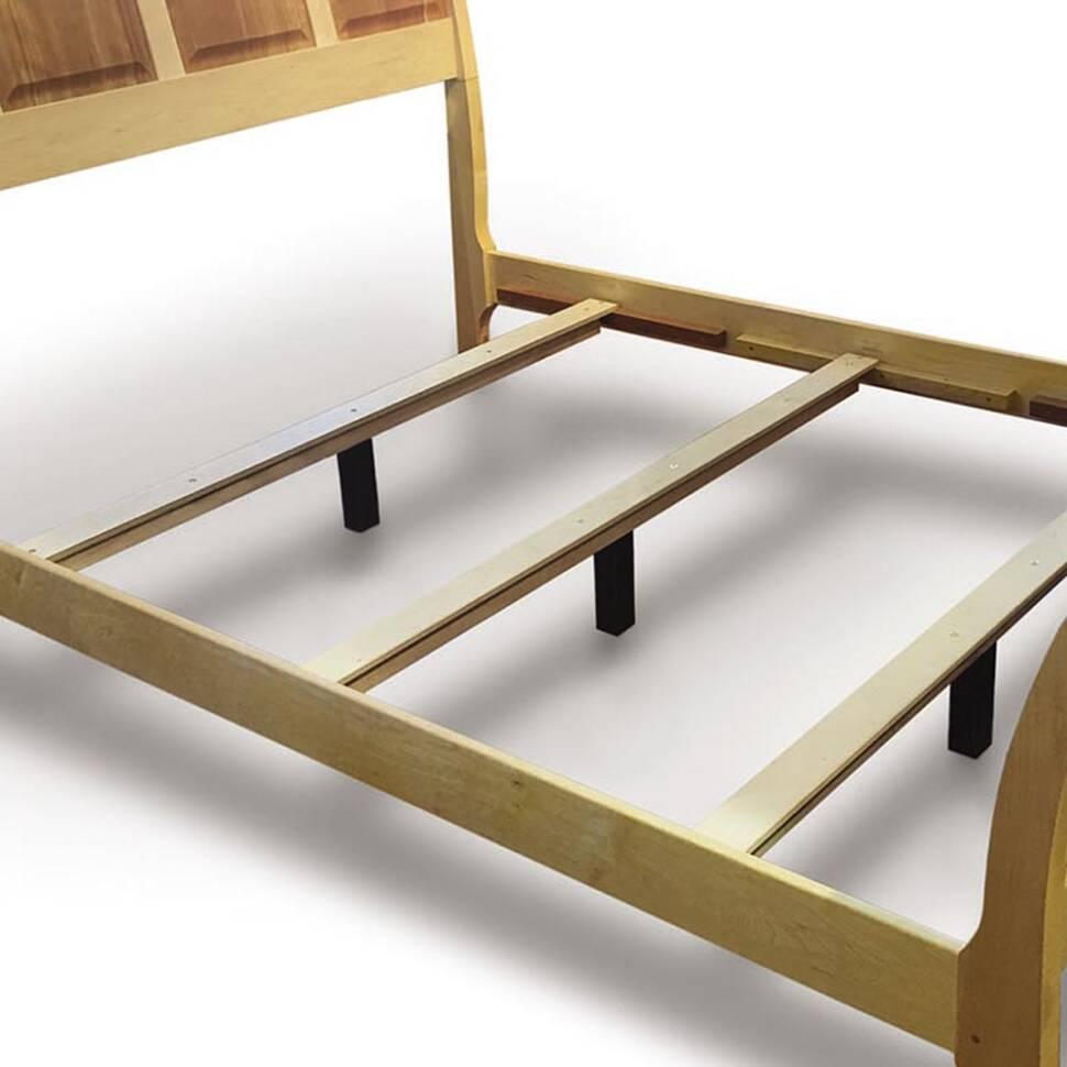 T slat mattress support