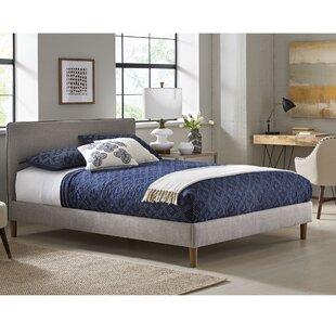 Pellegrino Upholstered Platform Bed by George Oliver