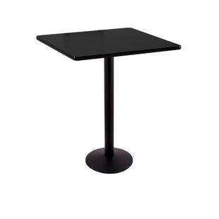 Round Bar Height Dining Table Wayfair