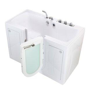 Ella Walk In Baths Tub4Two Heated Seat 60