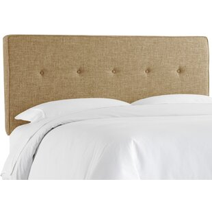 Brayden Studio Antonelli Tufted Upholstered Panel Headboard