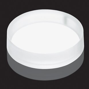 Luminist Lighted Circular Vessel Bathroom Sink By Toto