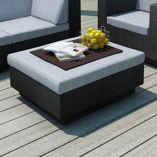 dCOR design Park Terrace 5 Piece Sofa Set with Cushions