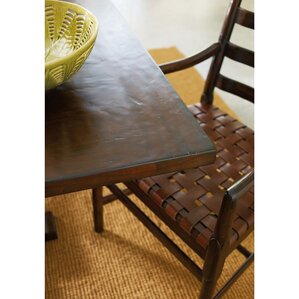 Highcliffe Artisan Dining Table by Canora..
